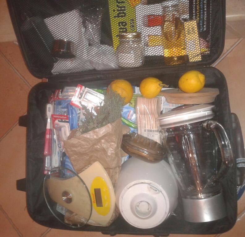 valigia autoproduzione