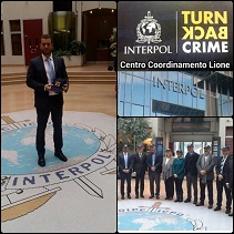 Interpol Lione